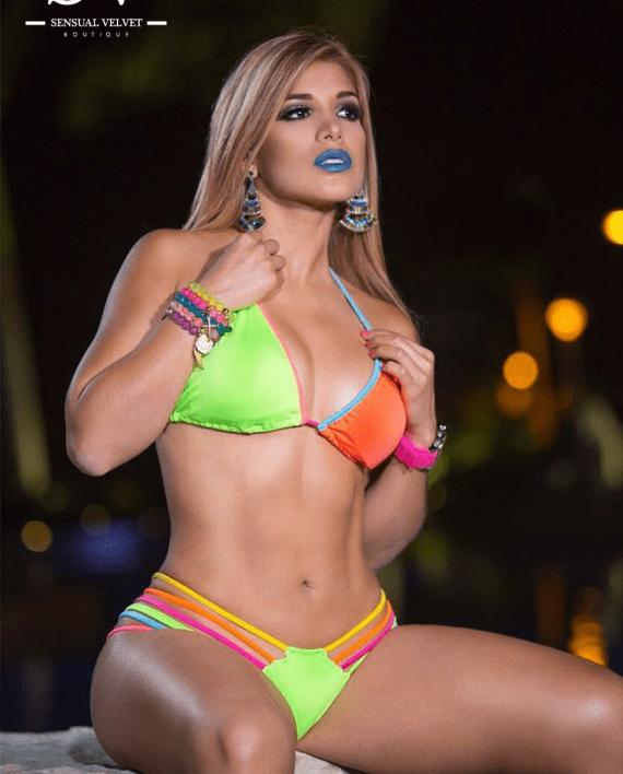 Trajes de ba o sensual velvet for Modelos guayaquil